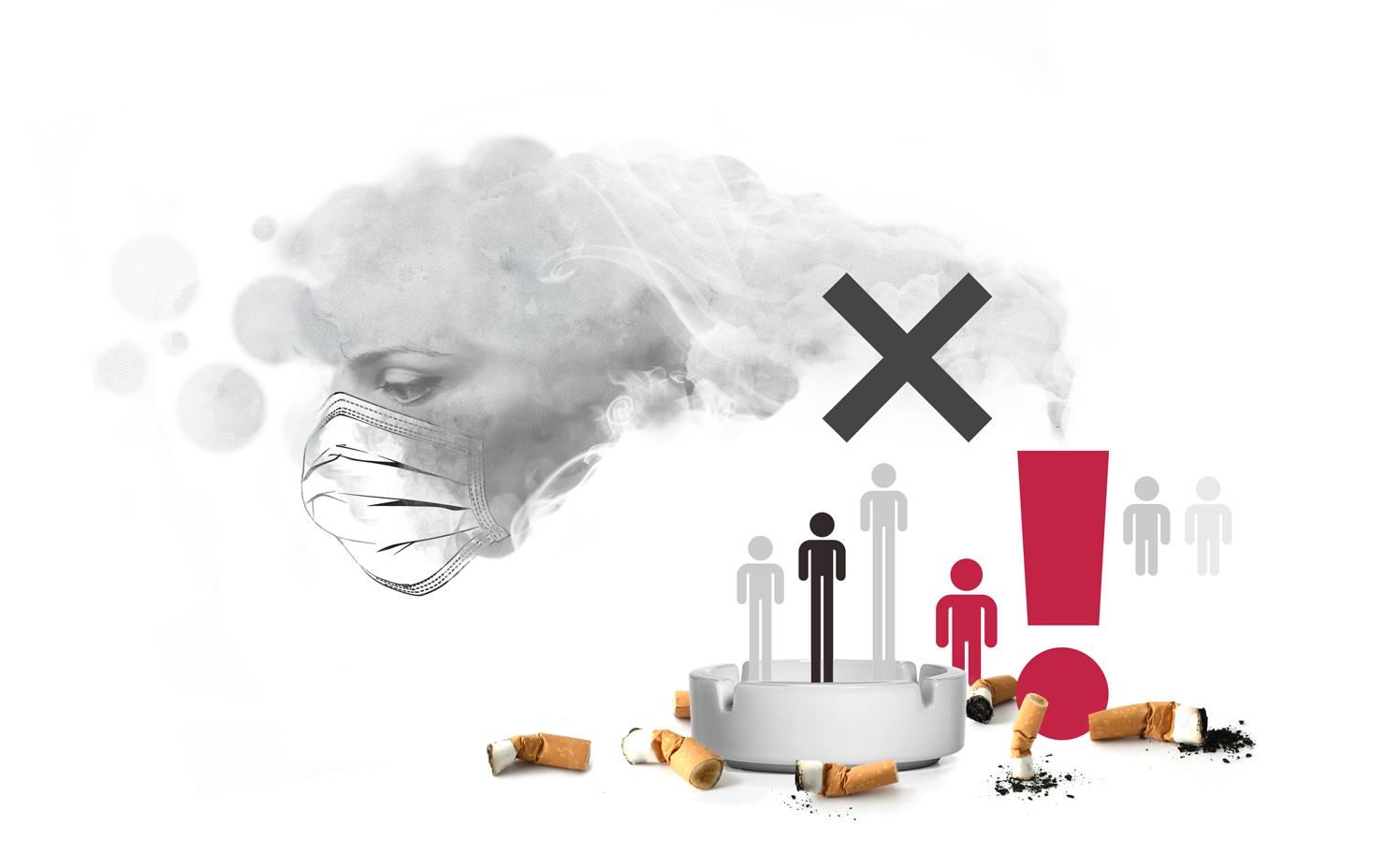denormalizace kouření ISS FSV UK