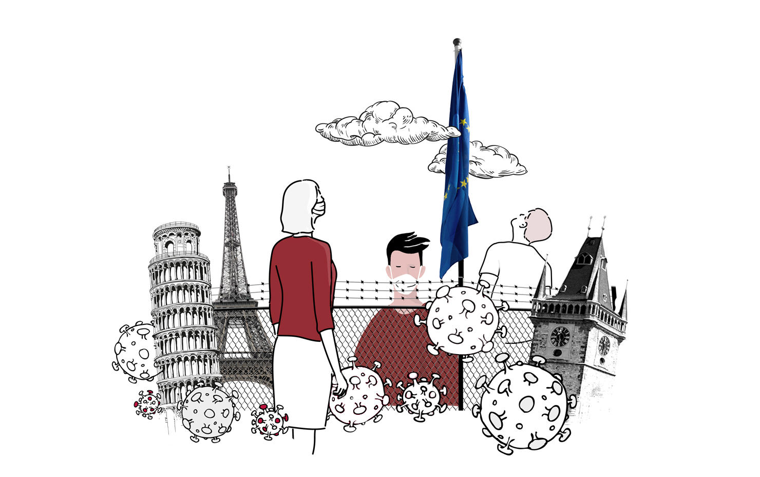 koronavirová krize EU